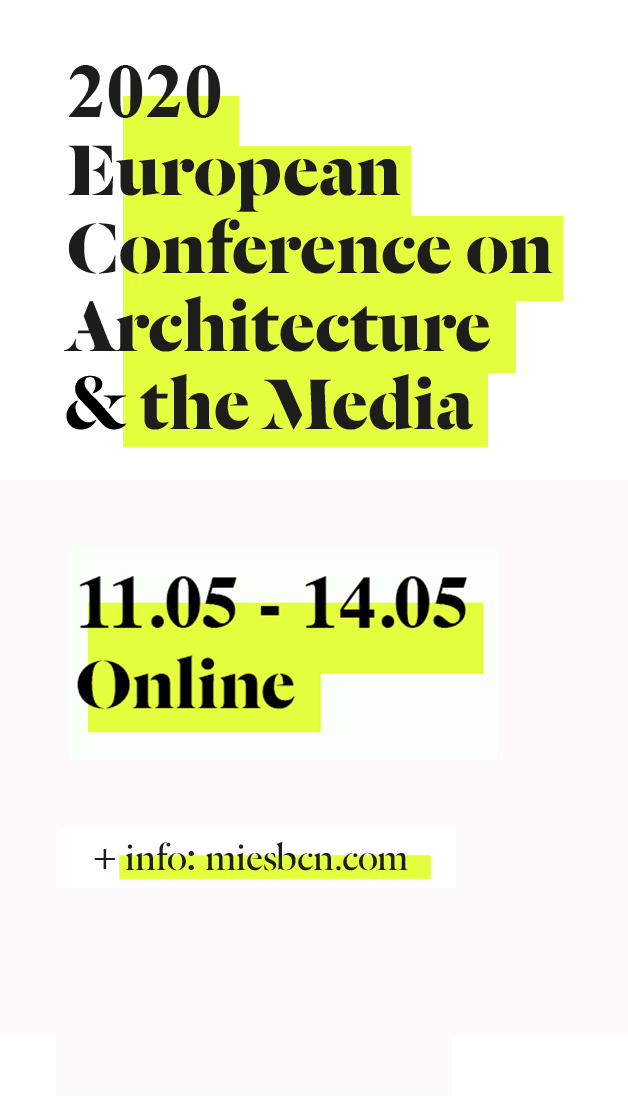 European Conference on Architecture & the Media